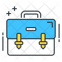 Suitcase Breifcase Bag Icon