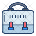 Suitcase Briefcase Office Bag Icon