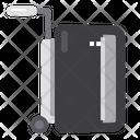 Luggage Bag Suitcase Travelling Bag Icon