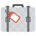 Suitcase Airport Luggage Icon