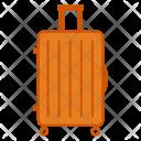 Suitcase Handle Wheel Icon