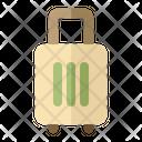 Suitcase Travel Tourist Icon