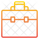Suitcase Document Bag Portfolio Icon