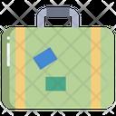 Suitcase Briefcase Luggage Icon