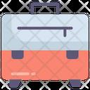 Luggage Suitcase Trip Icon