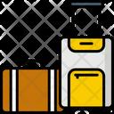 Suitcase Luggage Travel Icon