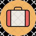 Suitcase Luggage Bag Icon