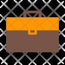 Suitcase Work Travel Icon