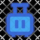 Suitcases Icon