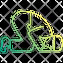 Sujud Prayer Salat Icon