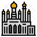 Sultan Omar Ali Saifuddin Mosque Landmark Brunei Icon