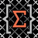 Summation Icon