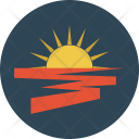 Summer Nature Weather Icon