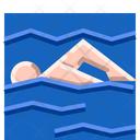 Water Pool Summer Icon