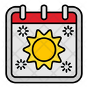 Sun Weather Day Icon