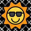 Summer Sun Sunlight Icon