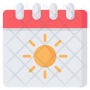 Summer Summertime Holiday Icon