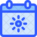 Beach Holiday Summer Icon