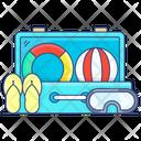Summer Summer Accessories Summer Equipment Icon