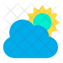 Summer Sunny Day Sunny Weather Icon