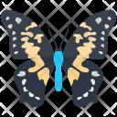 Azure Wildlife Hexapod Icon