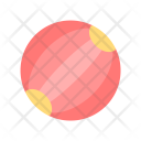Summer Flat Ball Icon