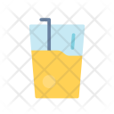 Summer Flat Drink Icon