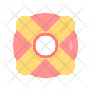 Summer Flat Float Icon