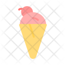 Summer Flat Ice Icon