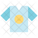 Summer Flat Shirt Icon