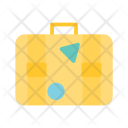 Summer Flat Travel Icon