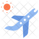 Summer flight Icon