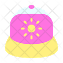 Summer Holiday Vacation Icon