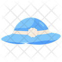 Summer Hat Hat Headwear Icon