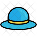 Hat Holiday Beach Icon