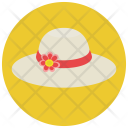 Summer Hat Cap Icon