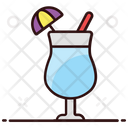 Summer Liquor Soft Drink Smoothie Drink Icon