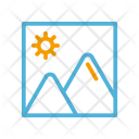 Summer Picture Image Icon