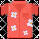 Cloth Summer Shirt Shirt Icon