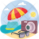 Vacation Holiday Shades Icon