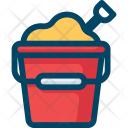 Summertime Bunch Shovel Icon
