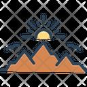 Summit Top Peak Icon