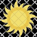 Sun Sunshine Sunny Icon