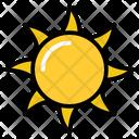 Daylight Daystar Planet Icon