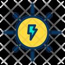 Electricity Energy Power Icon
