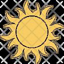 Sun Sunny Day Bright Day Icon