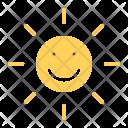 Sun Sunny Sunshine Icon