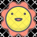 Sun Space Bright Icon
