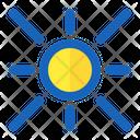 Element Sunshine Trendy Icon