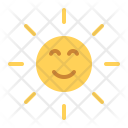 Sun Sunny Weather Icon